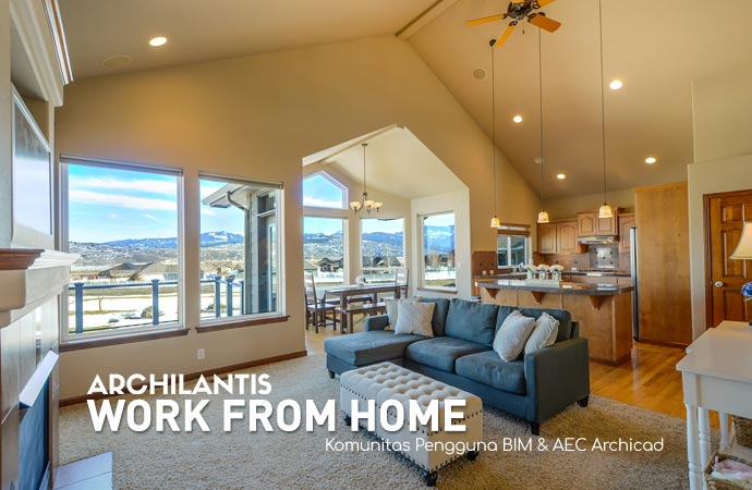 Work From Home - Remote Tools for BIMers - archilantis