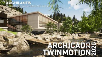 Photo of Archicad 23 – Gratis Lisensi Twinmotion 2020