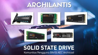Photo of Solid State Drive (SSD) – Rekomendasi Storage Pengguna BIM