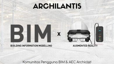 Photo of BIM Augmented Reality