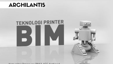Photo of Teknologi Printer BIM