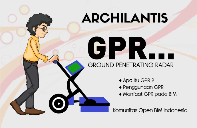 Apa Itu GPR - Ground Penetrating Radar - Archilantis