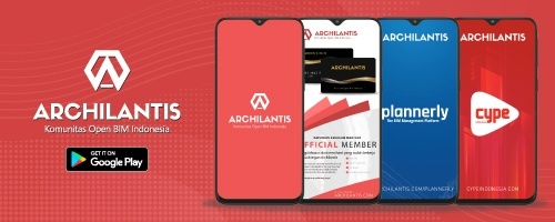 archilantis app on google play - open bim community
