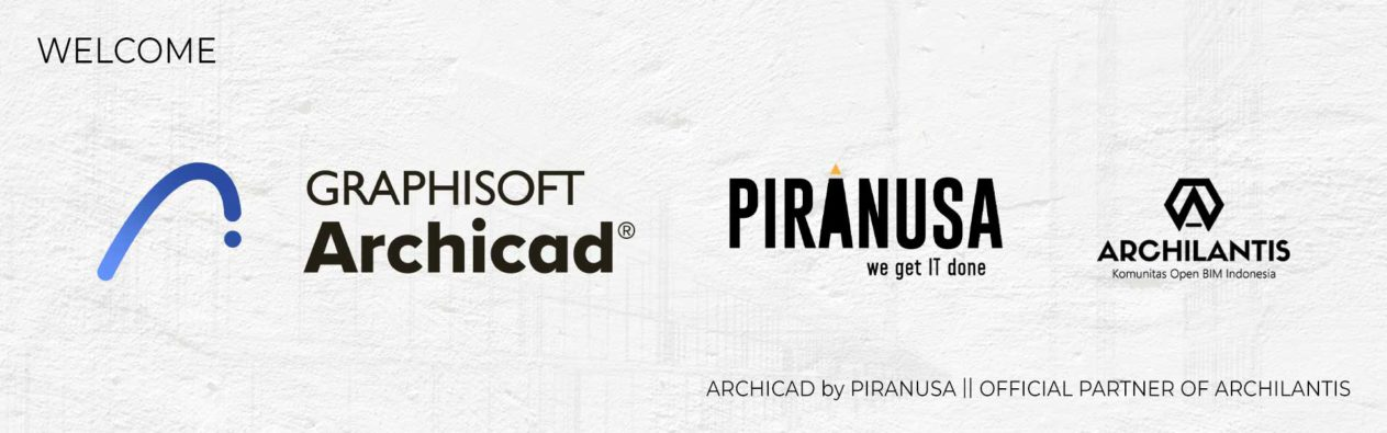 Archicad graphisoft by Piranusa - official partner of Archilantis