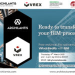 How VR can improve your BIM process - archilantis x vrex supported by ican and iai diy